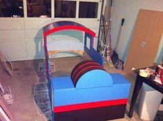 Building A Thomas Train Bed - Carpentry - DIY Chatroom - DIY Home Improvement Forum