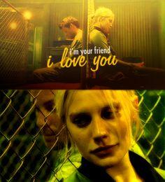 You love me! Ahahaha.