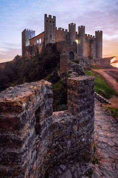 Castle, Obidos, Portugal by Joe Daniel Price on 500px