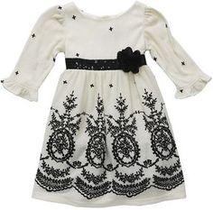 Youngland knit sweaterdress - girls 4-6x on shopstyle.com