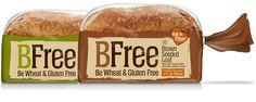 B Free gluten free bread