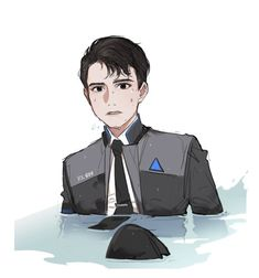 Detroit become human | DBH | Connor
