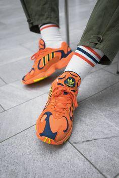 new product ed488 c68df DJ JNS - adidas Yung-1 (Hi-Res Orange) 2 Sneaker Magazine