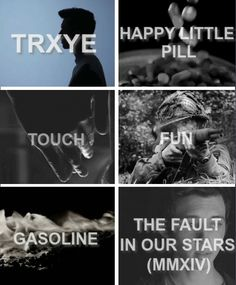 The fault in our stars and Gasoline are my favourites