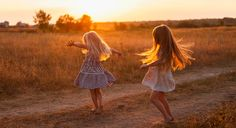 I've had the chance to experience being both a little sister and a big sister. As the middle child I have a unique perspective as a mother to two daughters. Happy Sisters, Little Sisters, Gaelic Baby Names, Chakra Healing Music, Sister Photos, England, Baby Girl Names, Two Girls, Girl Dancing