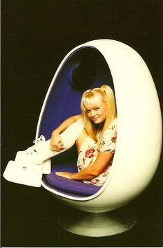 My favorite spice girl; Baby Spice ;90s