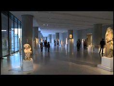 Επίσκεψη στο Μουσείο Ακρόπολης - Visiting the Acropolis Museum - YouTube