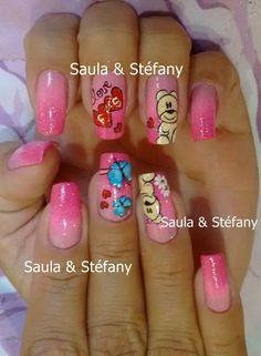 Bellisima, Nails, Beauty, Make Art, Work Nails, Stickers, Finger Nails, Ongles, Beauty Illustration