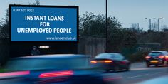 Instant loan for unemployed people paves the way for easy funding process where borrowers can apply without a complicated procedure. Lenders are providing these loans on competitive APRs to make easier for them.