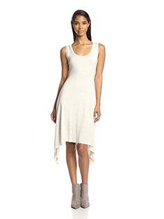SEN Women's India Cutout Dress (Ash)