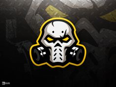 Mask eSports Logo Skull Mask eSports Logo by Derrick StrattonSkull (disambiguation) The skull is the bony structure in the head of a craniate. Skull or Skulls may refer to: Logo Esport, Bold Logo, Logo Branding, Team Logo, Game Logo Design, Esports Logo, Skull Logo, Mascot Design, Skull Mask