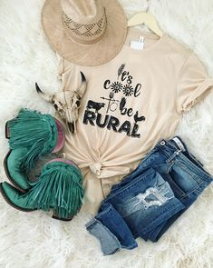 It's cool to be rural  — lane boots