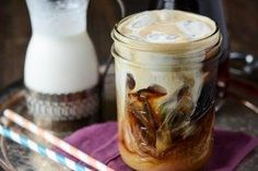 INGREDIENTS  Vanilla Cinnamon Iced Coffee  1 1/2 cups ground strong coffee 8 cups waterRead more ›