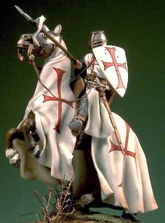 The Knights Templar Who Are They?: Most mysterious secret society in history finally resolved. Caballería Medieval, Medieval Knight, Medieval Fantasy, Knights Hospitaller, Knights Templar, Marshmello Wallpapers, Knight Tattoo, Crusader Knight, Knight Art