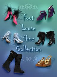 Foot Loose Shoe Collection