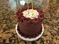 padicakes: ~mini chocolate birthday cake