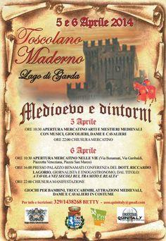Toscolano Maderno: Medioevo e Dintorni 2014 @GardaConcierge