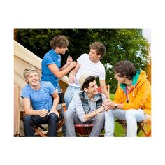 An image of One Direction ❤ liked on Polyvore
