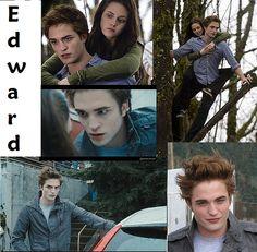 Edward Cullen Collage