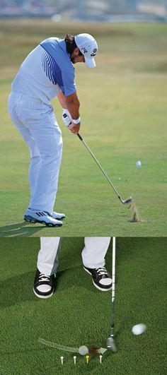 Golf Rules Hank Haney: Strike Zone - Golf Digest - How to get in that pro position at impact. Wrestling Quotes, Golf Etiquette, Woods Golf, Golf Instruction, Golf Channel, Perfect Golf, Golf Player, Golf Irons, Golf Quotes