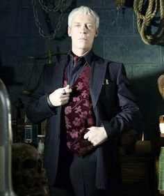 Picture of Terrence Mann