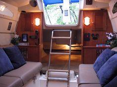 MacGregor 26 cabin mod