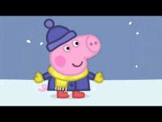 Peppa Pig Season 1 Episode 12 Snow - YouTube