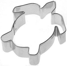 375 Inch Sea Turtle  Cookie Cutter by KitchenCrafts on Etsy, $2.50