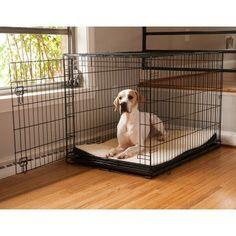 Snoozer Pet Dog Crate Pads 2 in. Foam Khaki - 66013