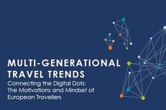 The Motivations of European Travelers from Generation Z to Baby Boomers  Skift Take: How can marketers target European travelers? The first step is understanding their behavior patterns and preferences across generation.   Dawn Rzeznikiewicz  While travel is something to be experienced and enjoyed by people of all ages its not one size fits all. Each generationfrom Generation Z to to Boomershas its own set of unique preferences from what type of content theyre drawn to to what type of device…