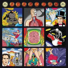 Pearl Jam Backspacer on 2LP 2009's Backspacer - Pearl Jam's ninth studio album following their 2006 eponymous release - was issued on the band's own Monkeywrench Records with distribution by Universal