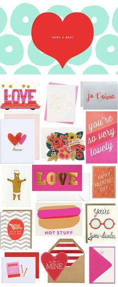 Valentine's Day Card Round-Up
