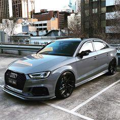Audi Sport, Sport Cars, Audi Sedan, Carros Audi, Audi Rs3, Lux Cars, Sports Sedan, Audi Quattro, Dream Cars