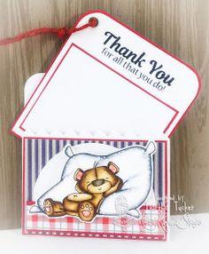 Kraftin Kimmie Buddy Bears -Krafty Girl Martha