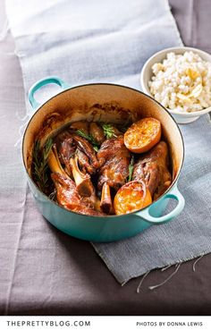 The perfect Lamb Shank dish for the winter weather!