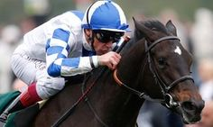 Frankie Dettori rides Nemoralia to victory in the Longines Irish Champions Weekend Fillies' Stakes at York on Friday.