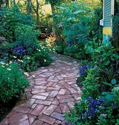 walkways style and design types