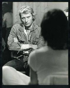 1970s Johnny Hallyday Vintage Original Photo The French Elvis Singer Actor GP | eBay