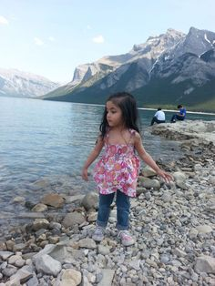 Lakeside girl...loving