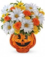 Happy Halloween by Teleflora Flowers, union member save 20% here http://www.teleflora.com/unionplus