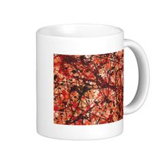AUTUMN MIX COFFEE MUG  Original paintings can be found for sale through my Amazon store at: http://www.amazon.com/shops/artmatrix or you can make direct arrangements for them through me. JMO Zazzle designs: http://www.zazzle.com/thewhippingpost?rf=238063263784323237 To help an artist, you can donate here: http://www.gofundme.com/6am6lg