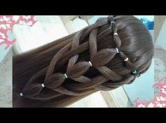 ideas makeup paso a paso escuela Quick Braided Hairstyles, Fancy Hairstyles, Little Girl Hairstyles, African Hairstyles, Fashion Hairstyles, Quick Braids, Twist Braids, Toddler Hair, Hair Art