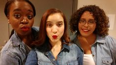"""""""Red Lip Classic Thing"""" - Empowering people to wear red lipstick (and feel great in it)! #red #lipstick #redlipstick #makeup #beauty #selflove #friends #kiss #diversity #eatthecakeblog"""