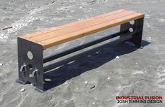 Radial Expansion Bench Seat