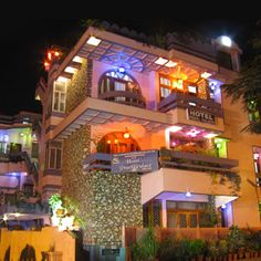 The Hotel Pearl Palace Offer affordable price,