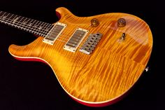 013ab574e6c PRS Paul Reed Smith Custom 24 1988 Vintage Yellow Guitar For Sale ... Paul