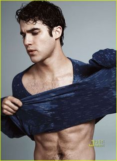 Darren Criss... be a better person.. like get a talent or something.
