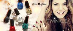 china glaze -twinkle