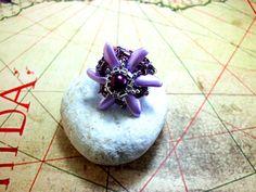 Blumenring+zum+Frühling!+von+Catch+In+Sky+-+Schmuckdesign++auf+DaWanda.com