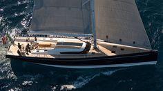 Italian built ADVANCED YACHT A66 designed by Reichel/Pugh Yacht Design